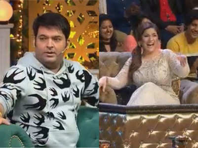 Kapil reveals Archana dyes hair at 4 am