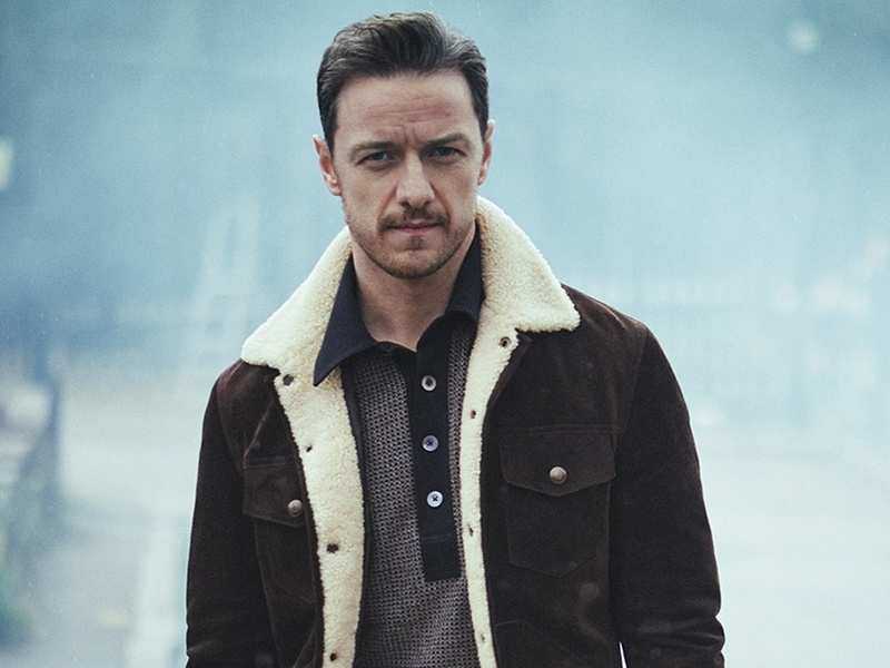 I'm too old to be nervous: James McAvoy on playing Lord Asriel in 'His Dark Material'