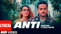 Latest Punjabi Song Anti Sung By Aamir Khan featuring Gurlez Akhtar