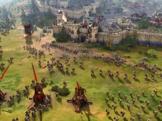Age of Empires 4 is coming soon, teaser trailer launched