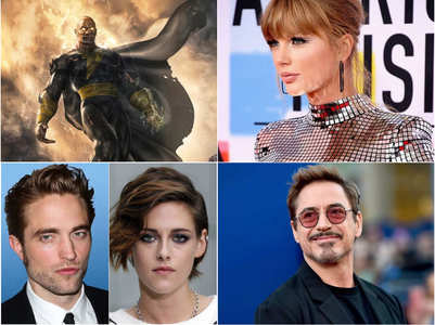 Hollywood newsmakers of the week
