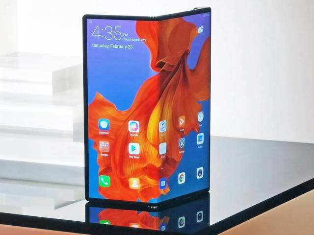 Huawei selling folding smartphone Mate X without Google apps after US ban