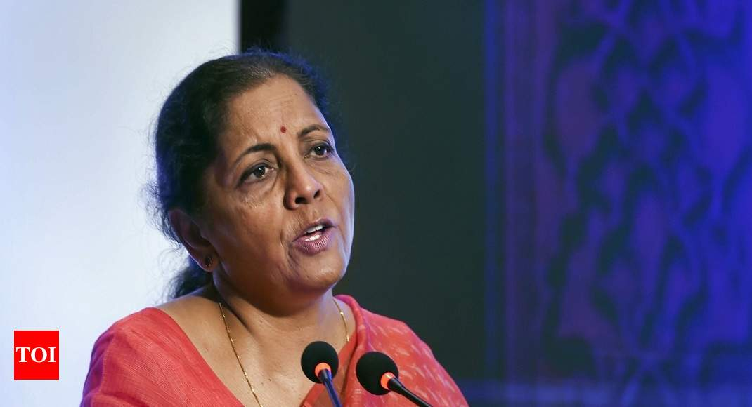 Distress call: Finance minister Nirmala Sitharaman hints at rescuing bleeding telcos