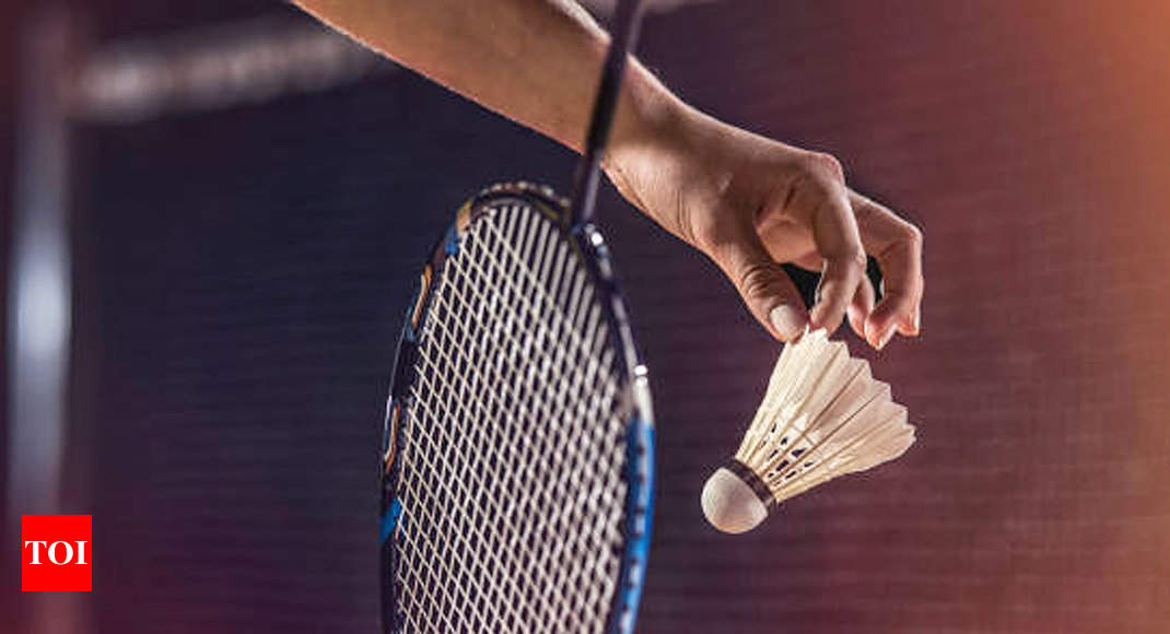 Nagpur shuttlers enter quarters in All India Senior Ranking tournament - Times of India