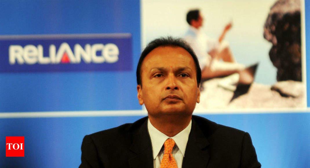 Анил Амбани подал в отставку: председатель правления Reliance Communications Анил Амбани и 4 других директора подали в отставку   Новости Бизнеса Индии