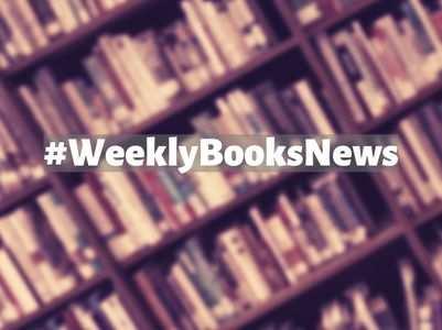 Weekly Books News (Nov 11-17)