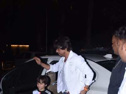 Aaradhya Bachchan's birthday bash pictures