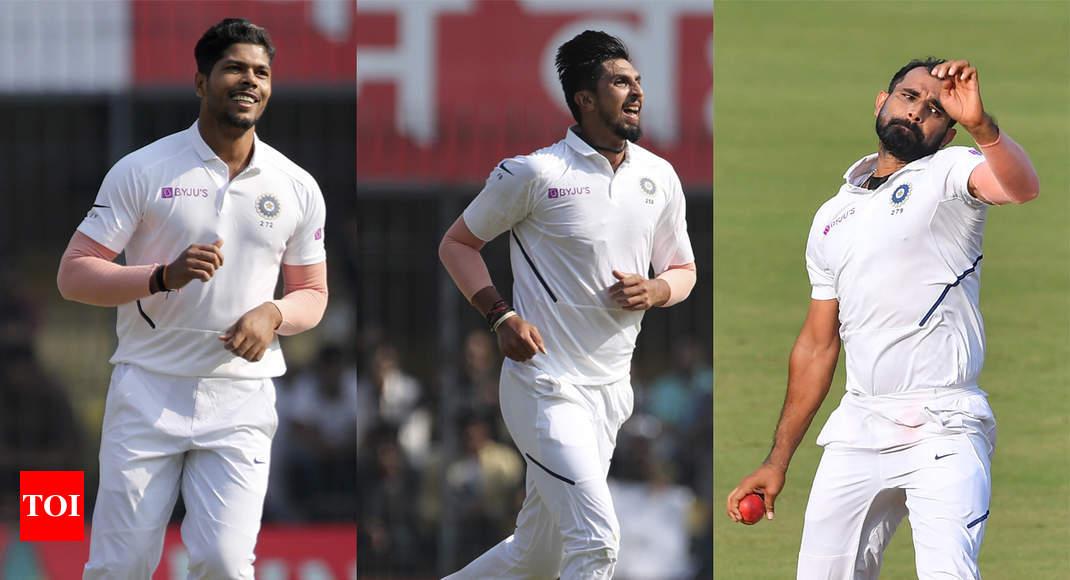 Индия против Бангладеш: тренер по боулингу в Индии хвалит характер Умеша, опыт Ишанта, позицию Шами на шве   Крикет Новости