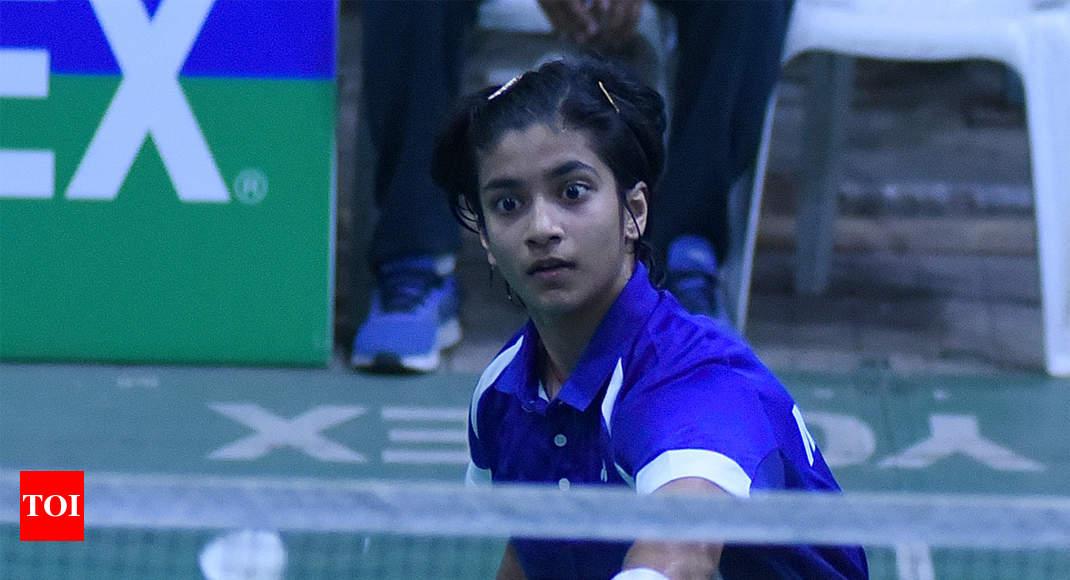 Malvika, Rasika, Rashi suffer narrow defeats in All India Senior Ranking badminton - Times of India