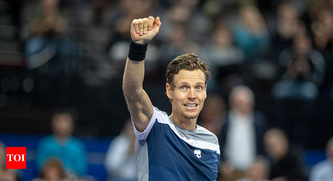 Former world number four Tomas Berdych announces retirement - Times of India