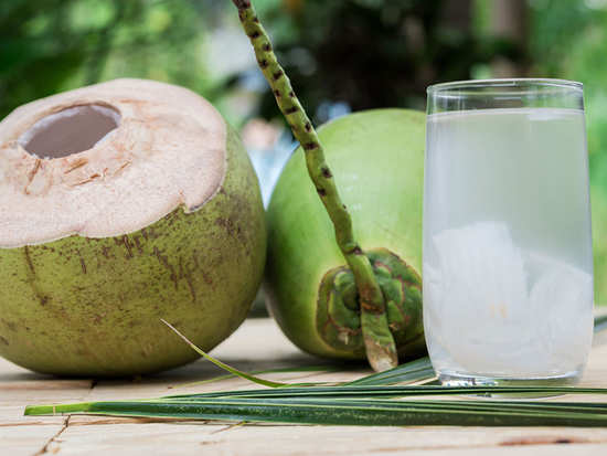 Put fresh coconut water to use for amazing hair growth
