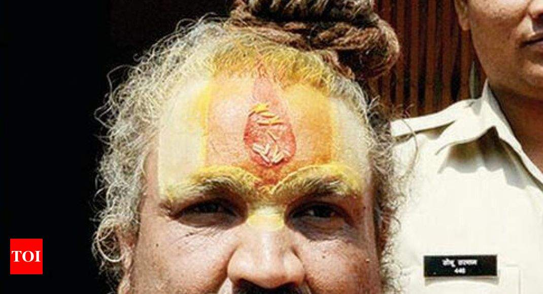 Will deploy sadhus to stop illegal sand mining: Computer Baba - Times of India
