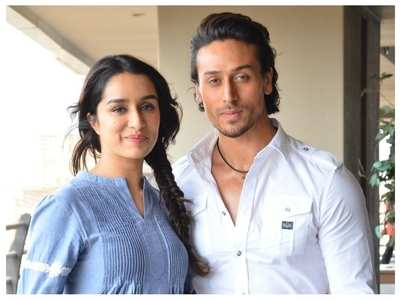 Shraddha is all praise of co-star Tiger