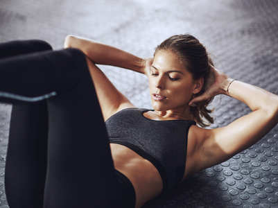 Weight loss: Are crunches the best exercise to get chiseled abs?