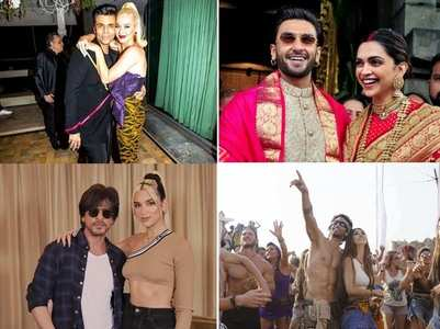 Katy thanks KJo, SRK poses with Dua Lipa & more
