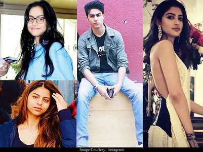 Bollywood star kids studying abroad