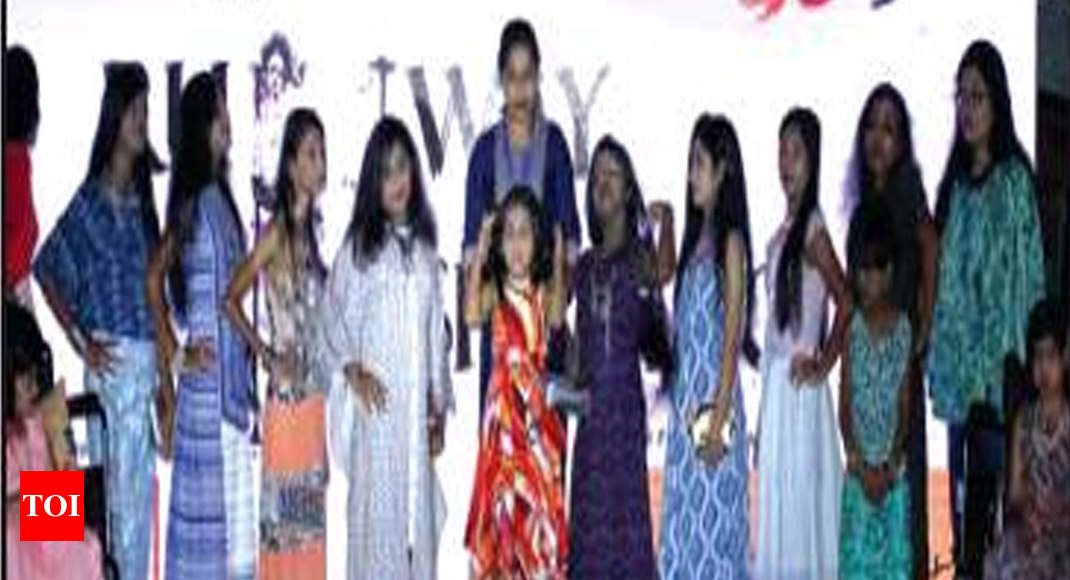Visually impaired girls to ramp walk in style in Goa - Times of India