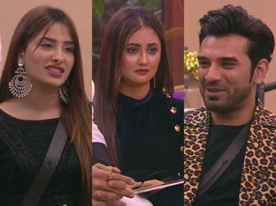 BB13: Rashami's upset with Mahira and Paras