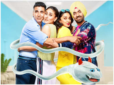Akshay shares new 'Good Newwz' poster