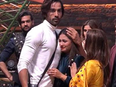 BB13: Rashami breaks down as Arhaan goes out