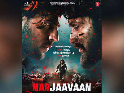 'Marjaavaan' sees good growth on Sunday