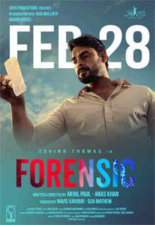 Forensic Movie Review A Sinister Thriller