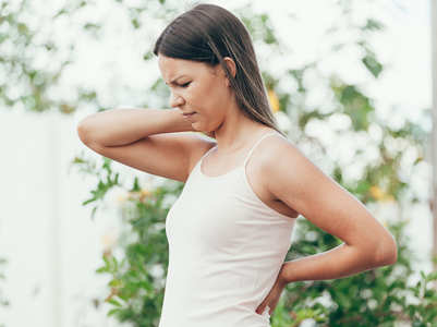 Weight loss: This is why your neck and shoulders pain after a long run