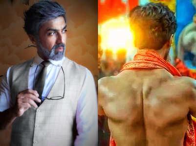 Ashish Chowdhry's look in Beyhadh 2