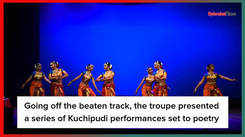 Kuchipudi exponent #YaminiReddy and her troupe recently treated dance and culture enthusiasts in the city to a unique Kuchipudi recital