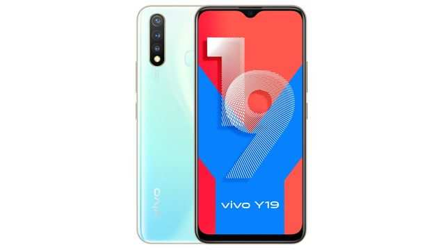 Vivo launches Y19 smartphone with 5000mAh battery and Helio P65 processor