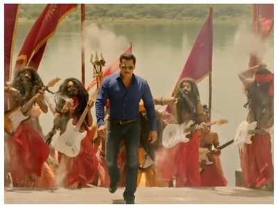 Watch making of Salman's 'Hud Hud Dabangg'