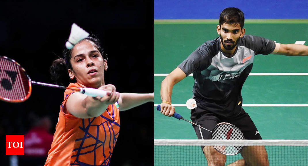 Korea Masters: Saina Nehwal withdraws, Kidambi Srikanth eyes good show - Times of India