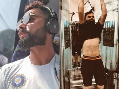 Monday blues? Virat Kohli's extreme pull-ups are all the fitness motivation you need!