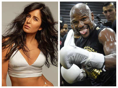Katrina to unite with Flyod Mayweather?