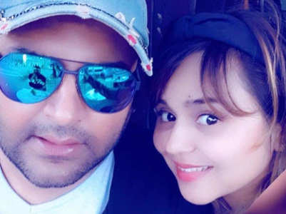 Kapil wishes wife Ginni Chatrath on birthday