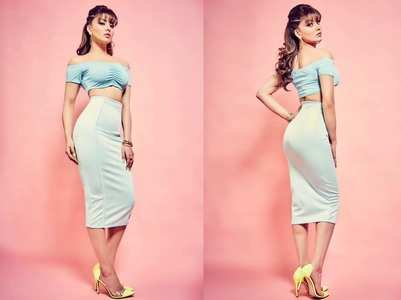 Urvashi recreates Aladdin's Princess Jasmine