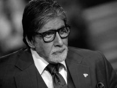 Amitabh Bachchan begins the countdown for 2020