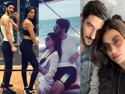 HBD Sushmita: Her pictures with her BF Rohman
