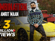 Latest Punjabi Song 'Combination' Sung By Amrit Maan