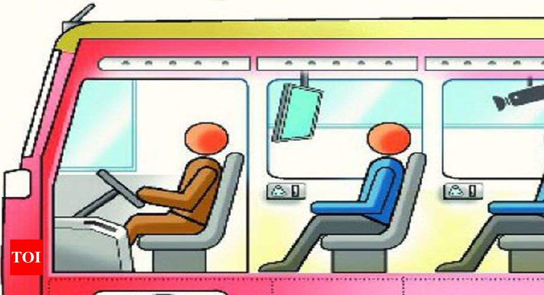 KTC buses to shuttle delegates to Porvorim - Times of India