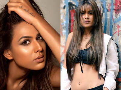 Nia Sharma: I used to starve myself
