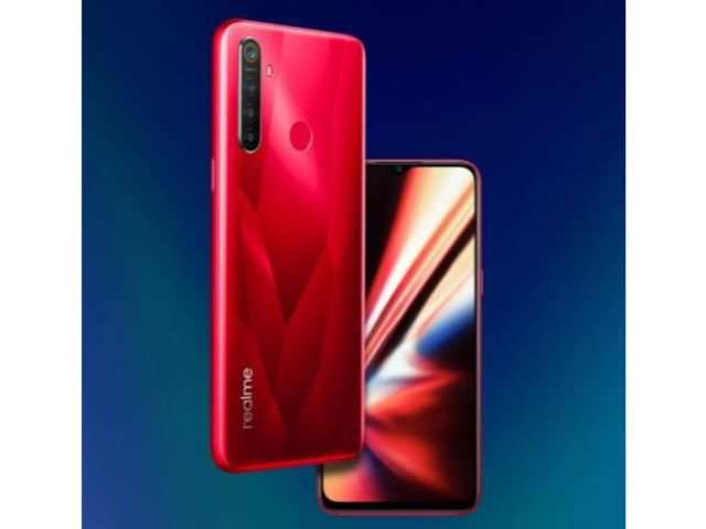 Realme 5s spotted on Geekbench ahead of November 20 launch