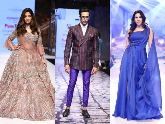 Pune Times Fashion Week: Day 2 was all about phenomenal and flawless designs