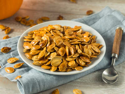 7 health benefits of having pumpkin seeds