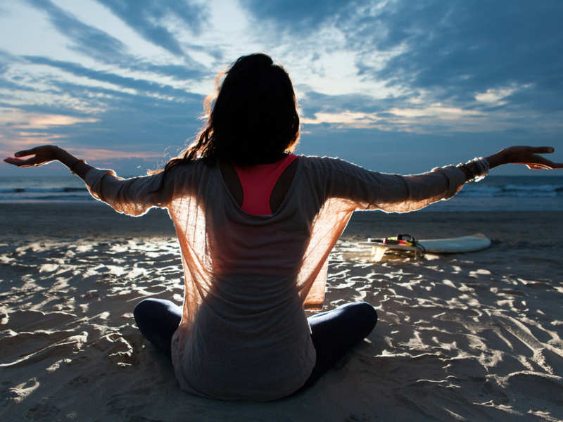 Shaking meditation: The easiest way to release stress in five minutes