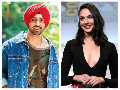 Diljit's special request from Gal Gadot