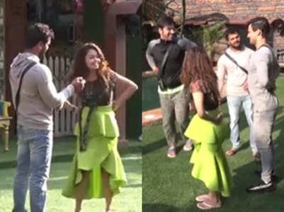 BB13: Devoleena teaches Bihu dance