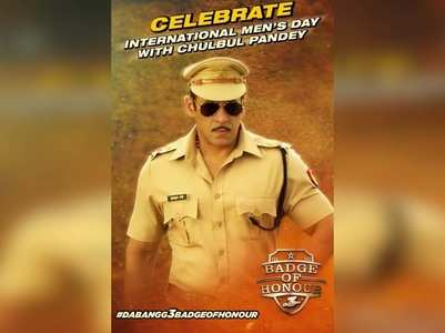 Salman wishes on International Men's Day