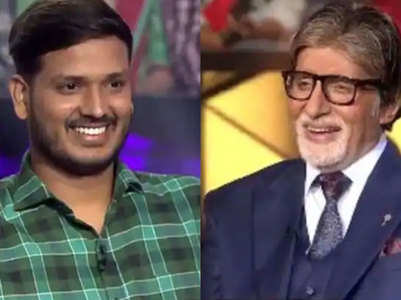 KBC11: Contestant cracks Sooryavansham joke
