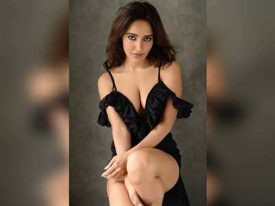 Photo: Neha Sharma rocks a sexy black ensemble